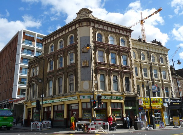 Dalston junction Lon E8 May 2012
