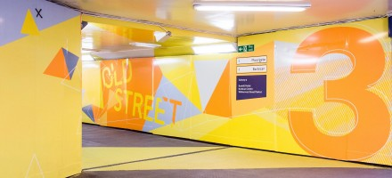 Going Underground Tfl Pops Up In Tech City Loving Dalston